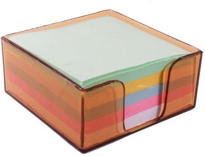 Kebica 1 Compartments Plastic Memo Holder