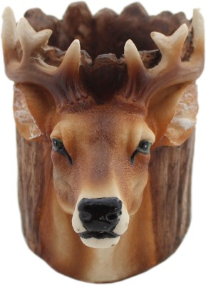Tootpado Animal Series 1 Compartments Resin Pen Stand
