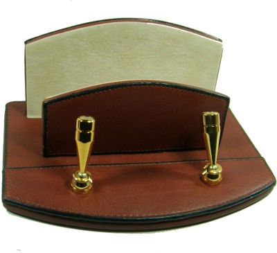 Essart VCS-22 1 Compartments Wooden Card Stand