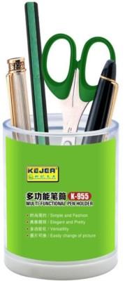 Kejea Premium 1 Compartments Plastic Pen Stand