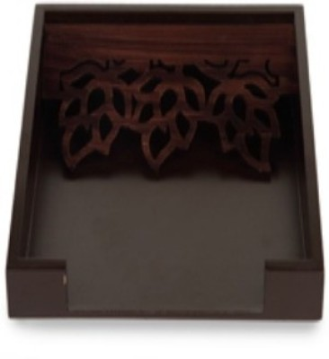Cocktail Vie 0 Compartments Wooden Napkin Tray