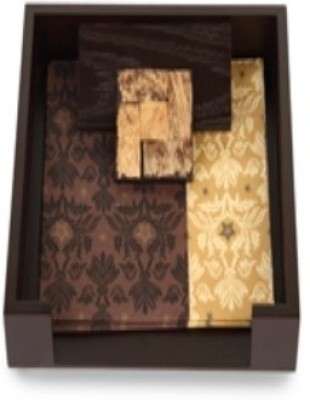 Cocktail Coco 0 Compartments Wooden Napkin Tray