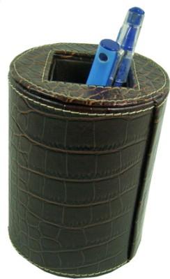 Essart T-21 1 Compartments Wooden Pen Holder