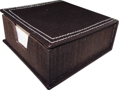 Indha Craft 1 Compartments MDF, Raxine Slip Box