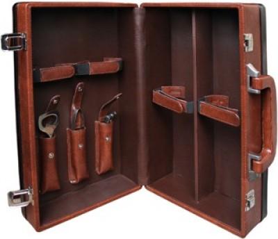 Essart 1 Compartments Wooden Bar Case