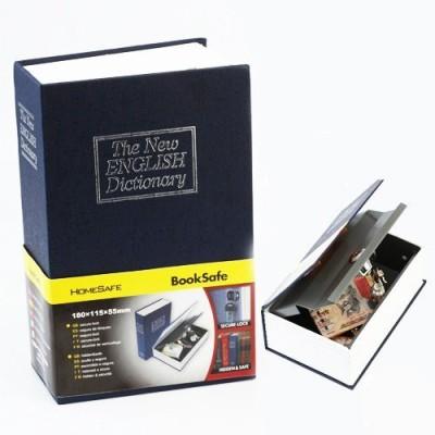 Bazaar Pirates Hidden Safe 1 Compartments Plastic, Metal Book Safe