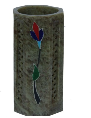 D,Kraft ,N, Kulture 1 Compartment With Inlay 1 Compartments Stone Penstand