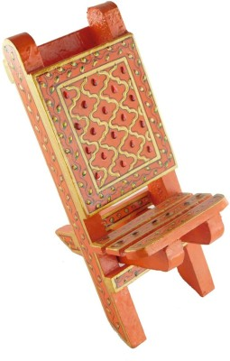 Chave 1 Compartments Wooden Mobile Holder