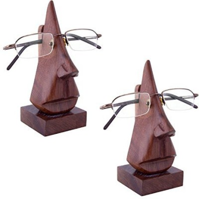 Desi Karigar 1 Compartments Wooden Spectacle holder