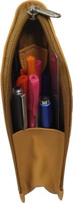 Essart 1 Compartments Leather Pencil Case
