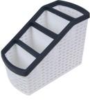 CSM 4 Compartments Plastic Desk Organize...