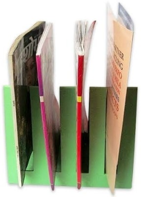 Indha Craft IC Recycled Paper 4 Compartments Card Board Magazine Holder