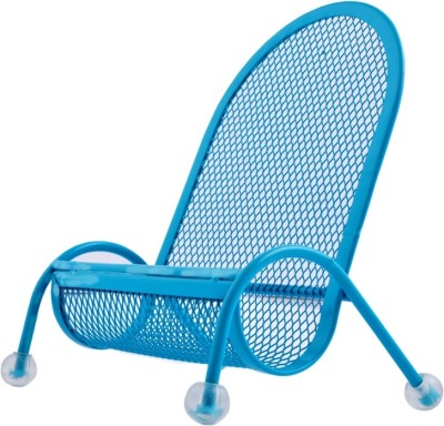 Callas 1 Compartments Metal Mesh Mobile Stand