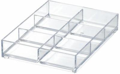 Howards 6 Compartments Plastic Tray Oraganizer