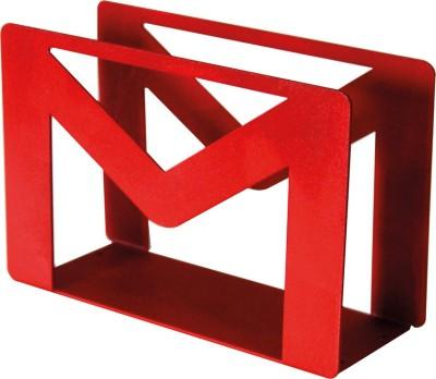 Random in Tandem 1 Compartments Metal Letter Holder