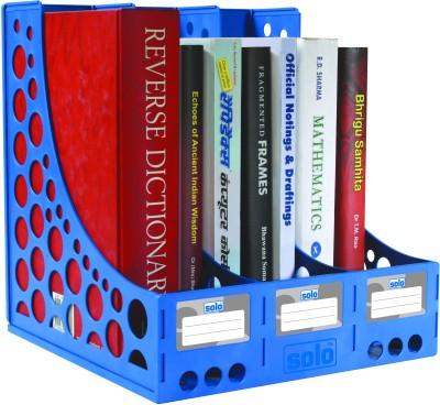 Solo 3 Compartments Shelf