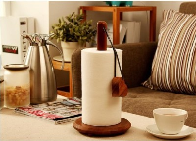 Onlineshoppee CAC 1 Compartments wooden Napkin Holder