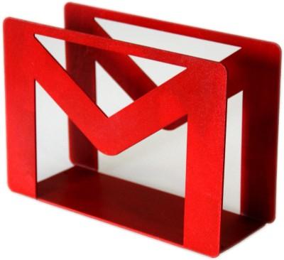 Random in Tandem Technotrance 1 Compartments Metal Letter Holder