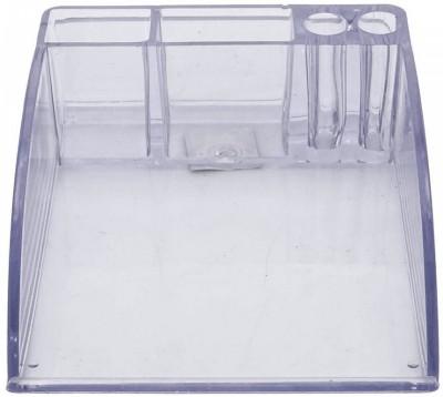 Kebica 6 Compartments Plastic Desk Organizer