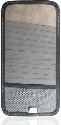 Speedwav Visor 12 Compartments Cloth CD Organizer