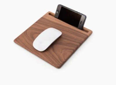 Saaheli Wod6 1 Compartments Wood Mobile Holder