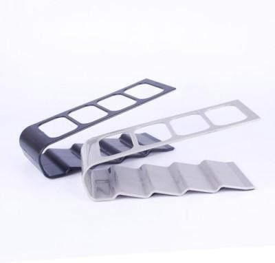 ROYALDEALSHOP 4 Compartments PMMA Stand Holder