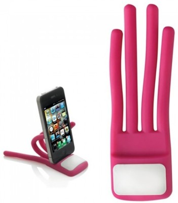 HitPlay Flexi Fingers 0 Compartments Silicone Mobile Holder
