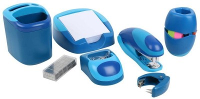 Eagle Multi-functional 1 Compartments Plastic Stationary set