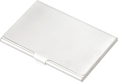 ZED 1 Compartments Steel Card Holder