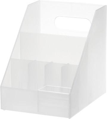 Howards 6 Compartments Plastic Desk Organizer