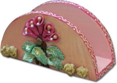 Regaloin 1 Compartments Wooden Napkin Holder