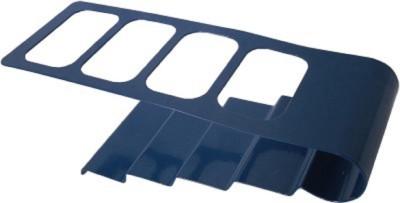 Saleh Organizer01 4 Compartments Metal Remote Holder