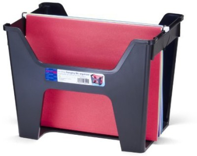 Officemate International 5 Compartments Plastic Hanging File Folders