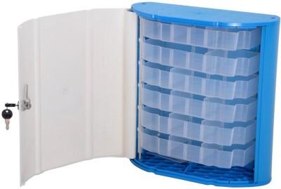 Alkosign 6 Compartments Aluminium Coated Organizer Box
