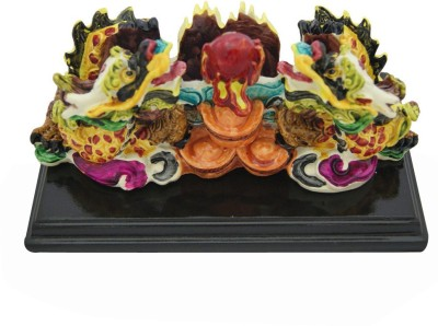 Aaradhi 2 Compartments Resin Business Card Holder