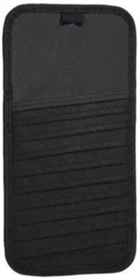 AutoSun 12 Compartments Cloth CD Orgainser