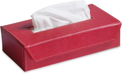 Ecoleatherette TB 1 Compartments Eco Leather Tissue Box Holder