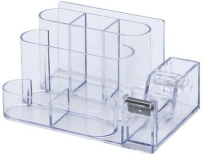 Kejea Signature 7 Compartments Plastic Pen Stand
