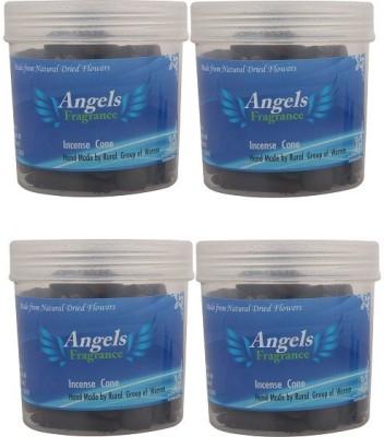 Angels Rose, Jasmine, Mogra, Lavender Dhoop Cone