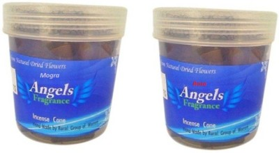 Angels Fragrance Mogra, Rose Dhoop Cone