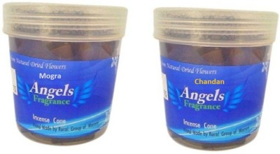 Angels Fragrance Mogra, Chandan Dhoop Cone