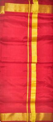 Rasi Silks Solid Men's Dhoti