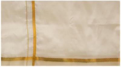 Sethukrishna Pure Silk 20 Kul Set Solid Men's Dhoti