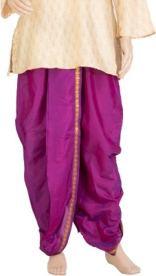 EthnicTrends Solid Men,s Dhoti