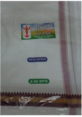 Dhana Fabrics Men's Dhoti
