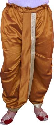 Larwa Solid Men's Dhoti