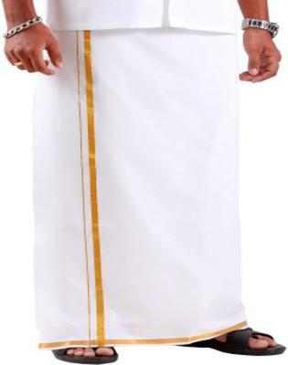Ramana Solid Men's Dhoti