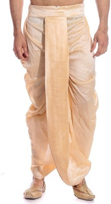 Royal Kurta Solid Men's Dhoti