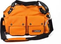 Kappsack Mamma Bag With Changing Mat (Orange) Mama bag/ Diaper Bag(Orange)
