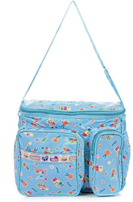 Walletsnbags Twin Pocket Baby Messenger Diaper Bag